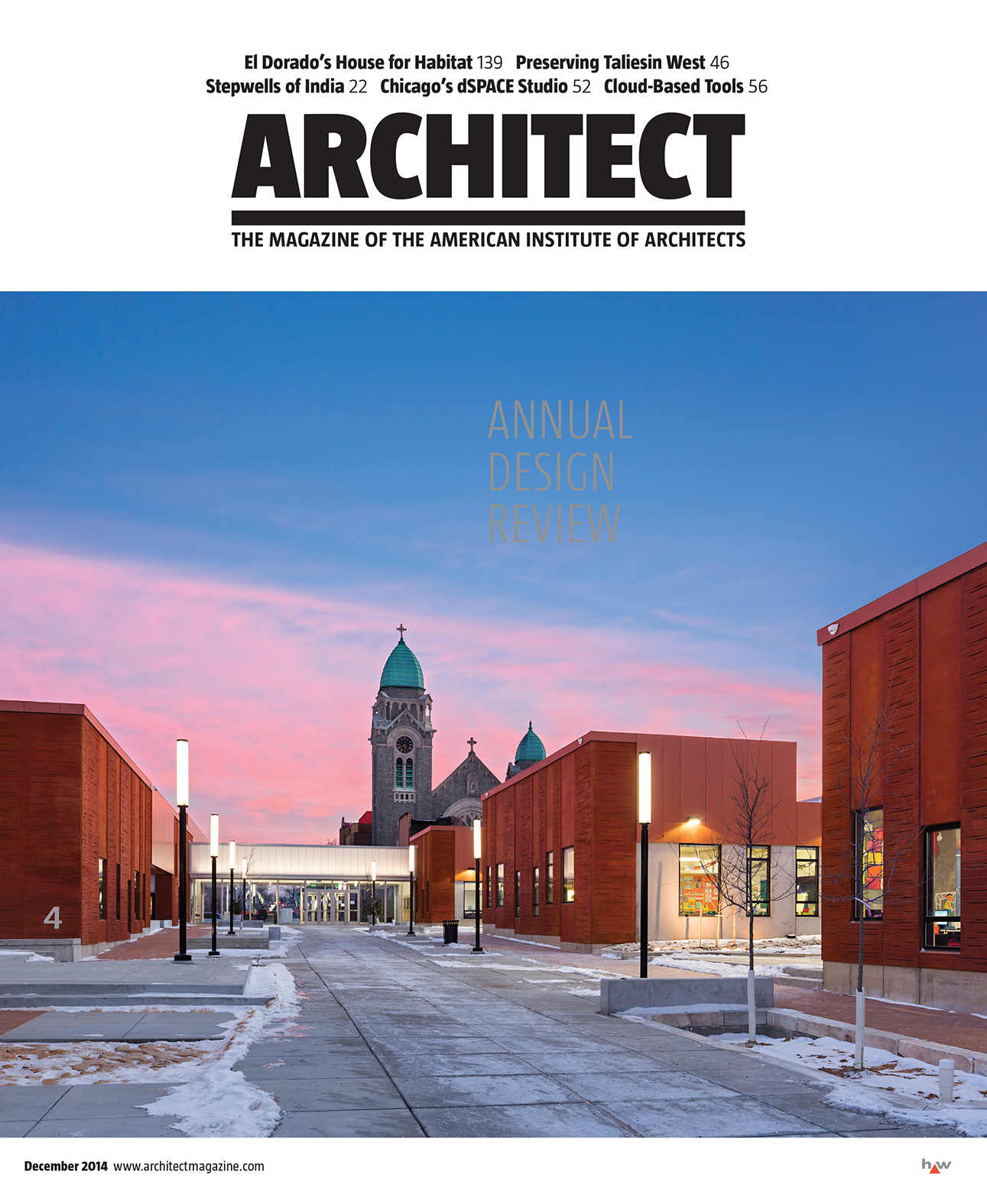 Architect Magazine Subscription Application